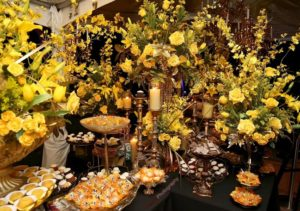 Starry Night Sweets Table